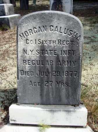 GALUSHA, MORGAN - Warren County, New York | MORGAN GALUSHA - New York Gravestone Photos