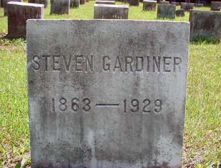 GARDINER, STEVEN - Warren County, New York | STEVEN GARDINER - New York Gravestone Photos