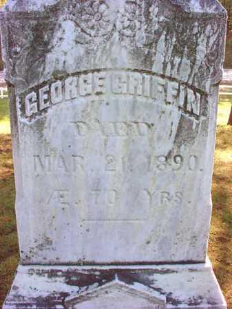 GRIFFIN, GEORGE - Warren County, New York | GEORGE GRIFFIN - New York Gravestone Photos