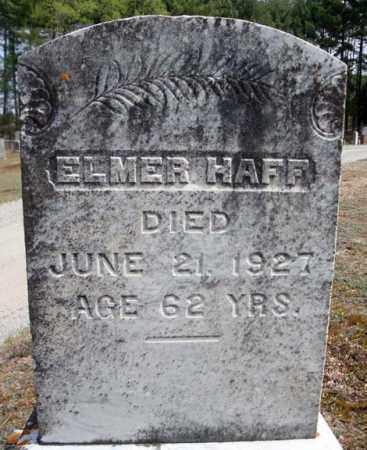 HAFF, ELMER - Warren County, New York | ELMER HAFF - New York Gravestone Photos