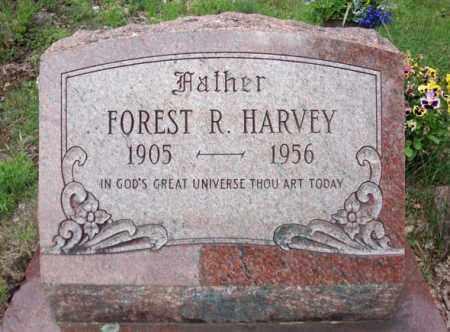 HARVEY, FOREST R - Warren County, New York | FOREST R HARVEY - New York Gravestone Photos