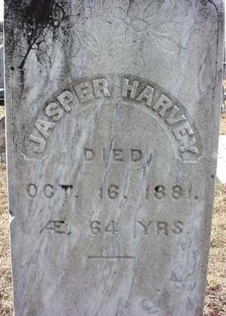 HARVEY, JASPER - Warren County, New York | JASPER HARVEY - New York Gravestone Photos