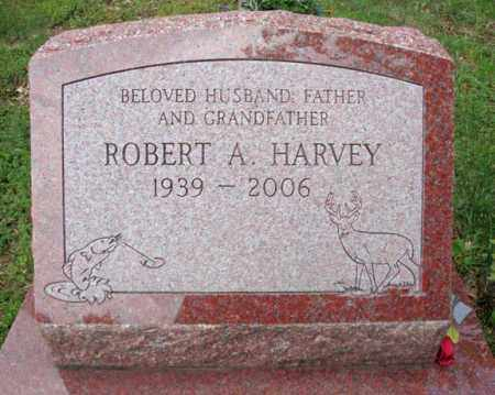 HARVEY, ROBERT A - Warren County, New York | ROBERT A HARVEY - New York Gravestone Photos