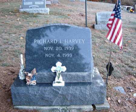 HARVEY, RICHARD L - Warren County, New York | RICHARD L HARVEY - New York Gravestone Photos