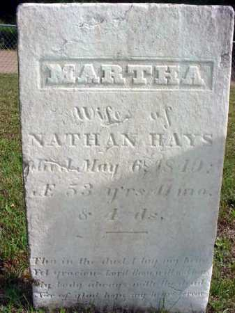 MILLS, MARTHA - Warren County, New York | MARTHA MILLS - New York Gravestone Photos