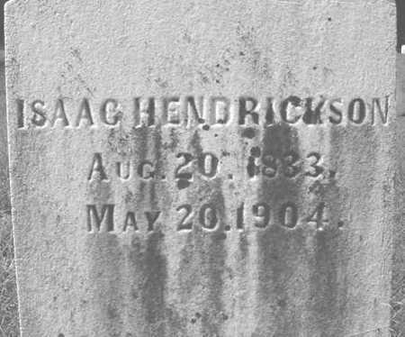 HENDRICKSON, ISAAC - Warren County, New York | ISAAC HENDRICKSON - New York Gravestone Photos