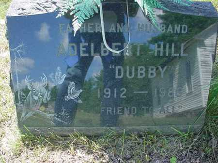 HILL, ADELBERT - Warren County, New York | ADELBERT HILL - New York Gravestone Photos