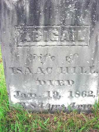 HILL, ABIGAIL - Warren County, New York | ABIGAIL HILL - New York Gravestone Photos