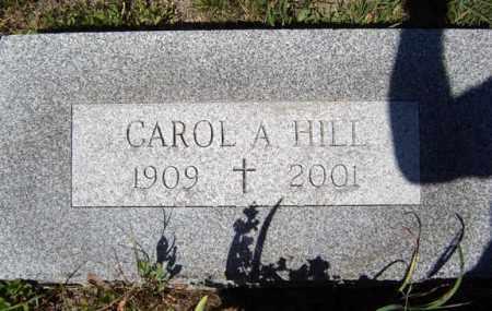 HILL, CAROL A - Warren County, New York | CAROL A HILL - New York Gravestone Photos