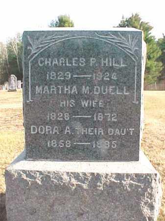 HILL, CHARLES P - Warren County, New York | CHARLES P HILL - New York Gravestone Photos