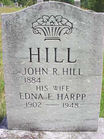 HILL, JOHN R - Warren County, New York | JOHN R HILL - New York Gravestone Photos