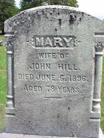 HILL, MARY - Warren County, New York | MARY HILL - New York Gravestone Photos