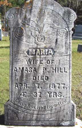 HILL, MARIA - Warren County, New York | MARIA HILL - New York Gravestone Photos