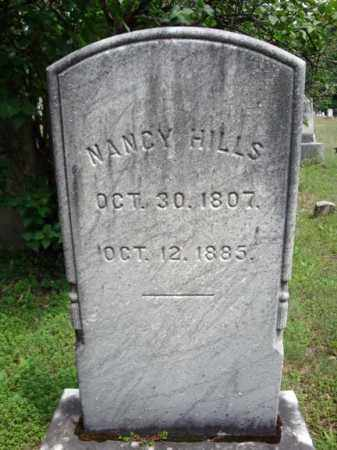 HILL, NANCY - Warren County, New York | NANCY HILL - New York Gravestone Photos