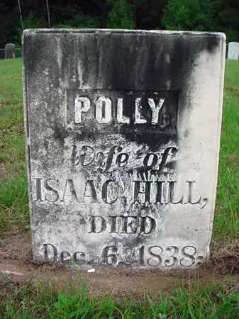 HILL, POLLY - Warren County, New York | POLLY HILL - New York Gravestone Photos