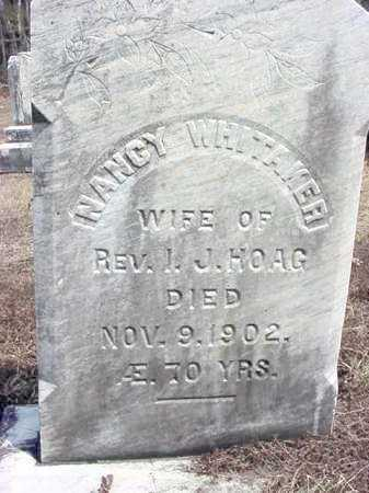 WHITAKER, NANCY - Warren County, New York | NANCY WHITAKER - New York Gravestone Photos