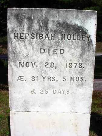 HOLLEY, HEPSIBAH - Warren County, New York   HEPSIBAH HOLLEY - New York Gravestone Photos