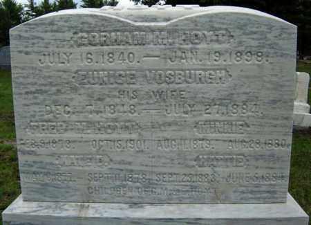 VOSBURGH, EUNICE - Warren County, New York | EUNICE VOSBURGH - New York Gravestone Photos