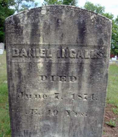 INGALLS, DANIEL - Warren County, New York | DANIEL INGALLS - New York Gravestone Photos