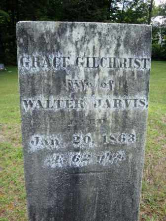 GILCHRIST JARVIS, GRACE - Warren County, New York | GRACE GILCHRIST JARVIS - New York Gravestone Photos
