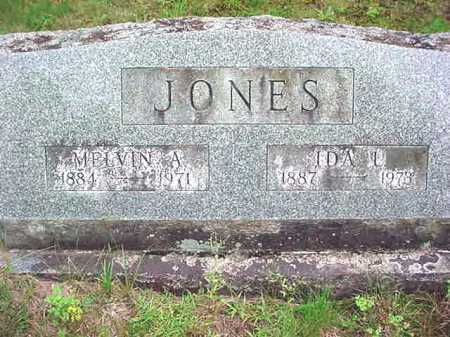 JONES, IDA L - Warren County, New York | IDA L JONES - New York Gravestone Photos