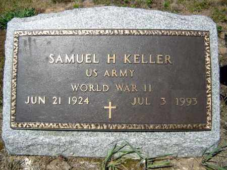 KELLER (WWII), SAMUEL H - Warren County, New York | SAMUEL H KELLER (WWII) - New York Gravestone Photos