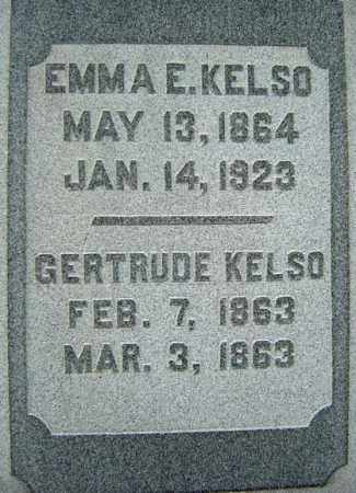 KELSO, GERTRUDE - Warren County, New York | GERTRUDE KELSO - New York Gravestone Photos