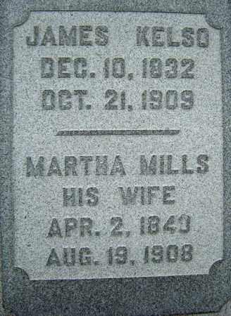 KELSO, MARTHA - Warren County, New York | MARTHA KELSO - New York Gravestone Photos