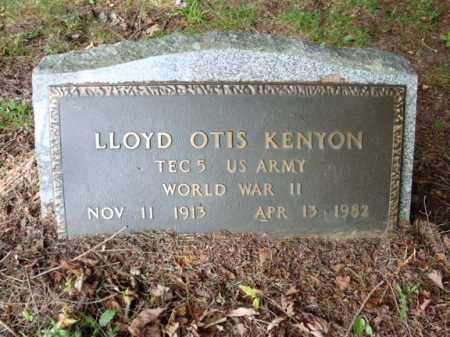 KENYON, LLOYD OTIS - Warren County, New York | LLOYD OTIS KENYON - New York Gravestone Photos