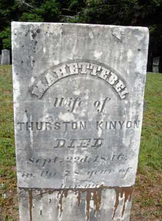 KENYON, MAHETTEBEL - Warren County, New York | MAHETTEBEL KENYON - New York Gravestone Photos