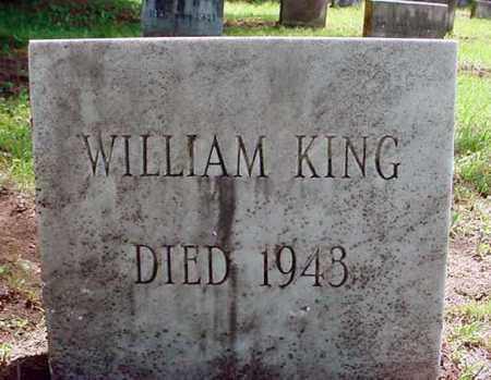 KING, WILLIAM - Warren County, New York | WILLIAM KING - New York Gravestone Photos