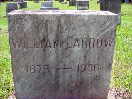 LARROW, WILLIAM - Warren County, New York | WILLIAM LARROW - New York Gravestone Photos