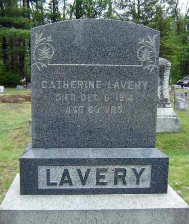 LAVERY, CATHERINE - Warren County, New York | CATHERINE LAVERY - New York Gravestone Photos