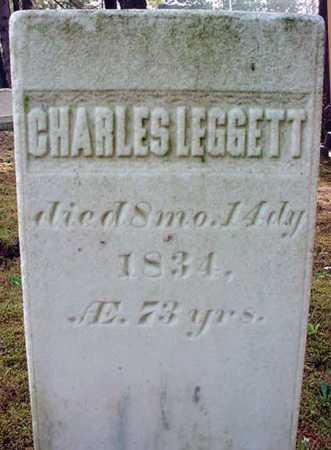 LEGGETT, CHARLES - Warren County, New York | CHARLES LEGGETT - New York Gravestone Photos