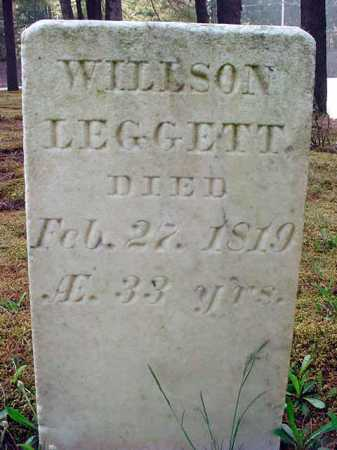 LEGGETT, WILLSON - Warren County, New York | WILLSON LEGGETT - New York Gravestone Photos