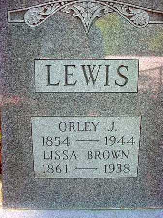 BROWN, LISSA - Warren County, New York | LISSA BROWN - New York Gravestone Photos