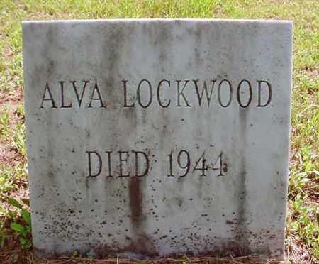 LOCKWOOD, ALVA - Warren County, New York | ALVA LOCKWOOD - New York Gravestone Photos