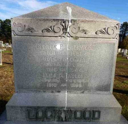 LOCKWOOD, RUTH - Warren County, New York | RUTH LOCKWOOD - New York Gravestone Photos