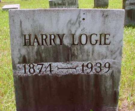 LOGIE, HARRY - Warren County, New York | HARRY LOGIE - New York Gravestone Photos