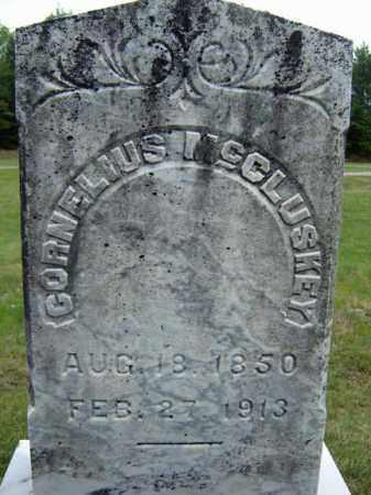 MCCLUSKEY, CORNELIUS - Warren County, New York | CORNELIUS MCCLUSKEY - New York Gravestone Photos