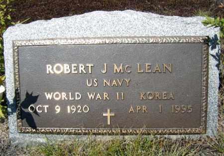 MCLEAN, ROBERT J - Warren County, New York | ROBERT J MCLEAN - New York Gravestone Photos