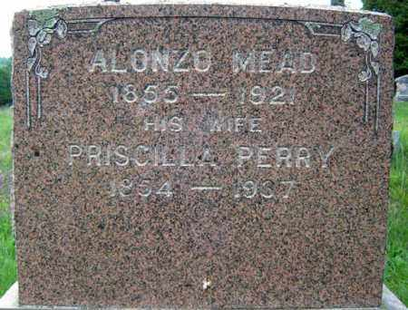 MEAD, PRISCILLA - Warren County, New York | PRISCILLA MEAD - New York Gravestone Photos