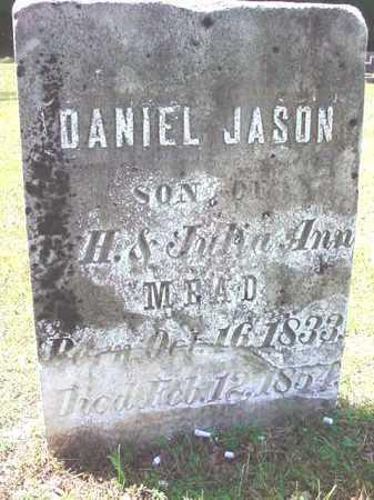 MEAD, DANIEL JASON - Warren County, New York | DANIEL JASON MEAD - New York Gravestone Photos