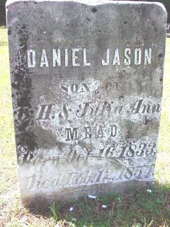 MEAD, DANIEL JASON - Warren County, New York | DANIEL JASON MEAD - New York Gravestone Photos