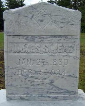 MEAD, JAMES S - Warren County, New York | JAMES S MEAD - New York Gravestone Photos