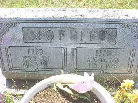 MOFFITT, FRED - Warren County, New York   FRED MOFFITT - New York Gravestone Photos