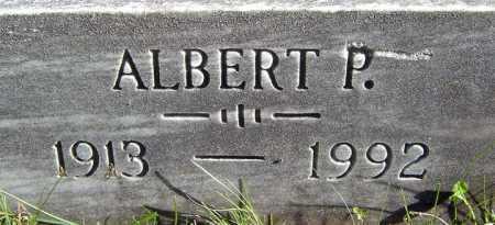 MONROE, ALBERT P - Warren County, New York | ALBERT P MONROE - New York Gravestone Photos