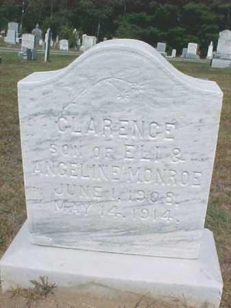 MONROE, CLARENCE - Warren County, New York | CLARENCE MONROE - New York Gravestone Photos