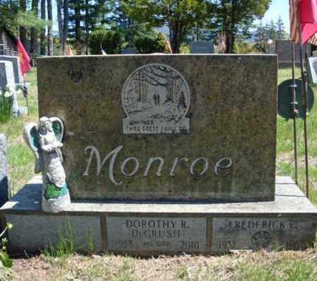 MONROE, DOROTHY R - Warren County, New York | DOROTHY R MONROE - New York Gravestone Photos