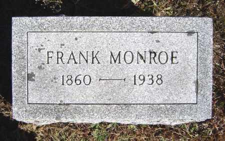 MONROE, FRANK - Warren County, New York | FRANK MONROE - New York Gravestone Photos